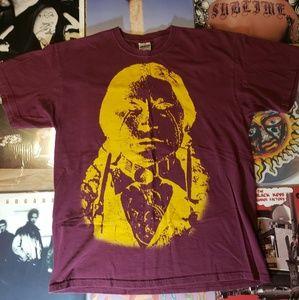 The Cult 2010 Love Live Tour Concert T Shirt